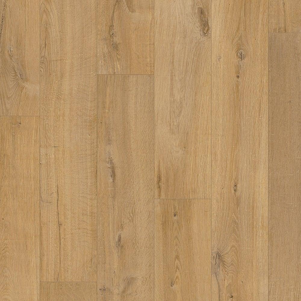 Impressive 8mm Soft Natural Oak Waterproof Laminate Flooring Im1855