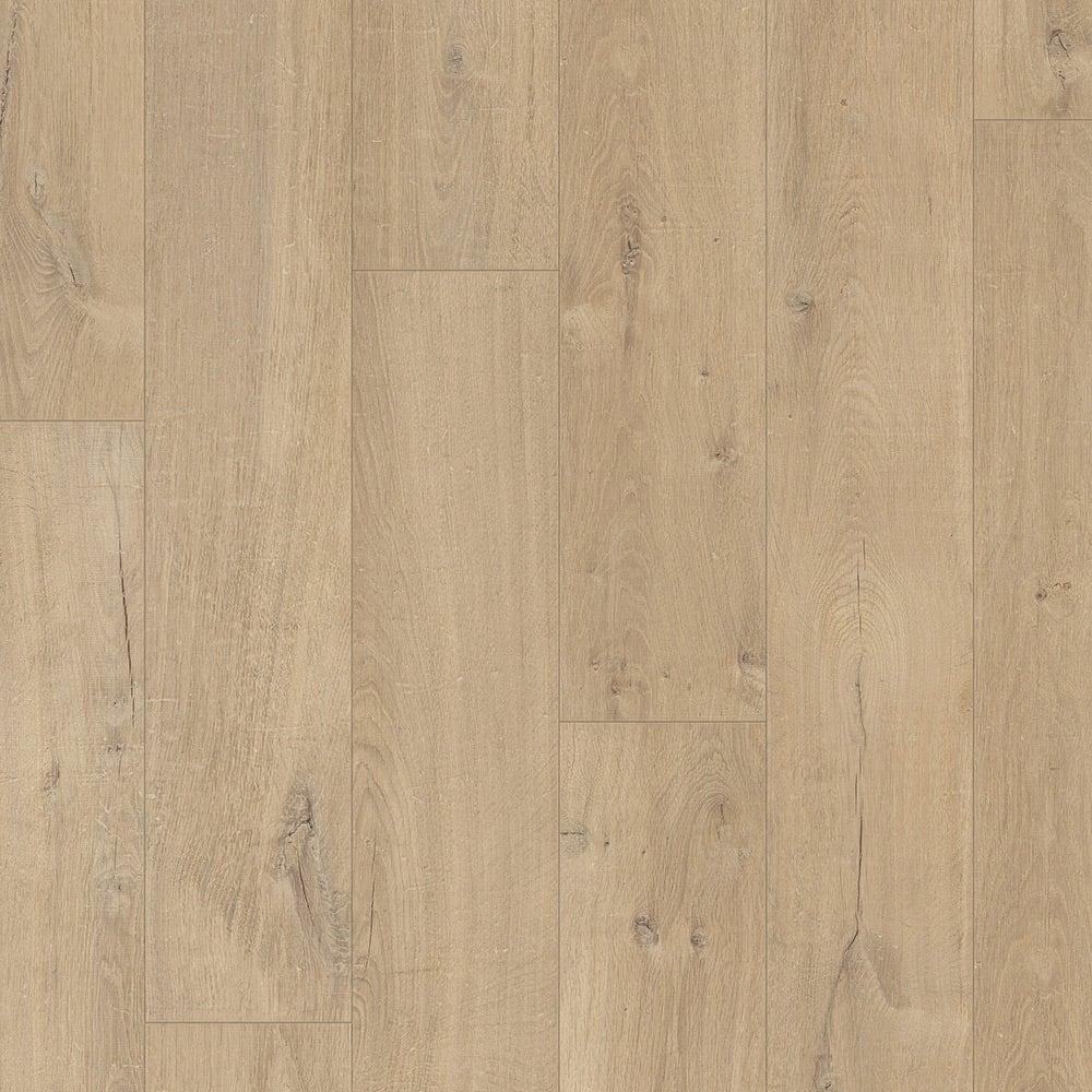 Quickstep Impressive Soft Warm Grey Oak Laminate Flooring