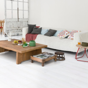 Quickstep Impressive 8mm White Oak IM1859 Laminate Flooring