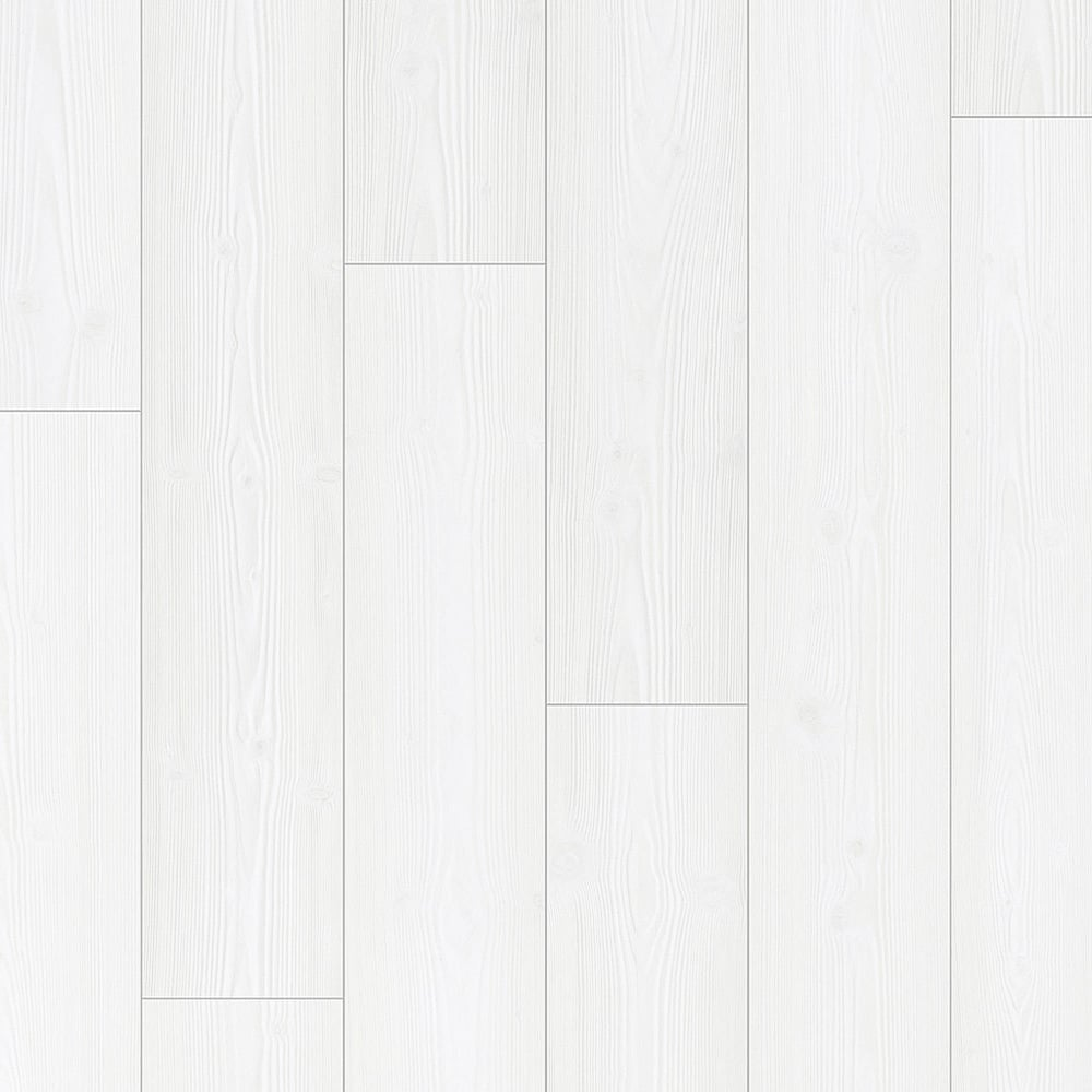 Quickstep impressive 8mm white oak laminate flooring for White laminate flooring