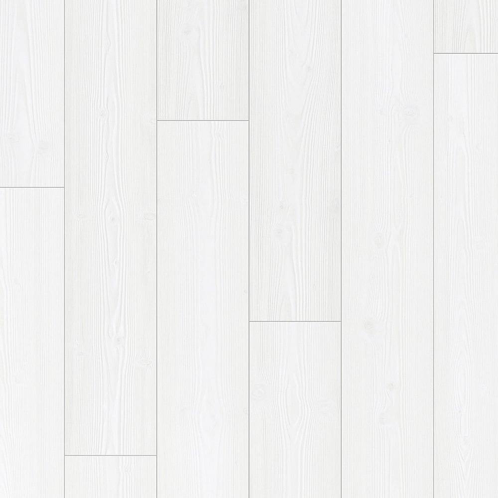 Quickstep Impressive 8mm White Oak Waterproof Laminate ...