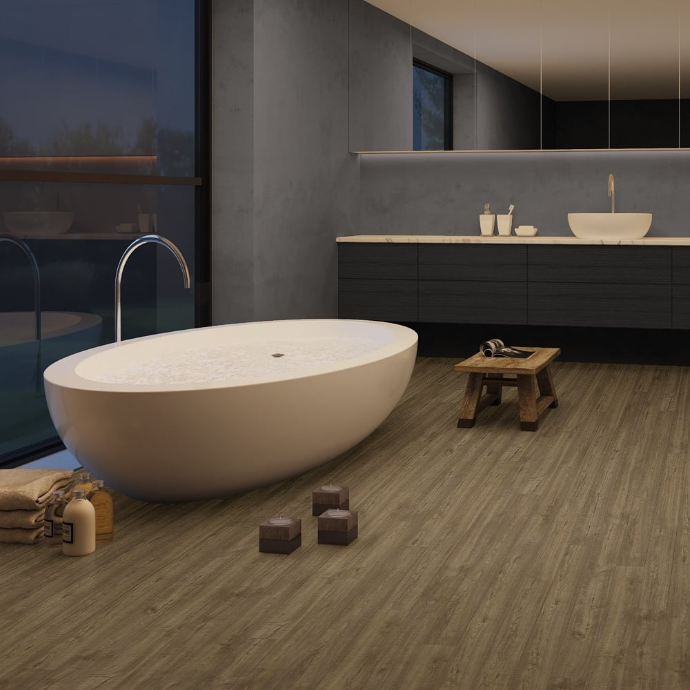 quickstep bathroom flooring