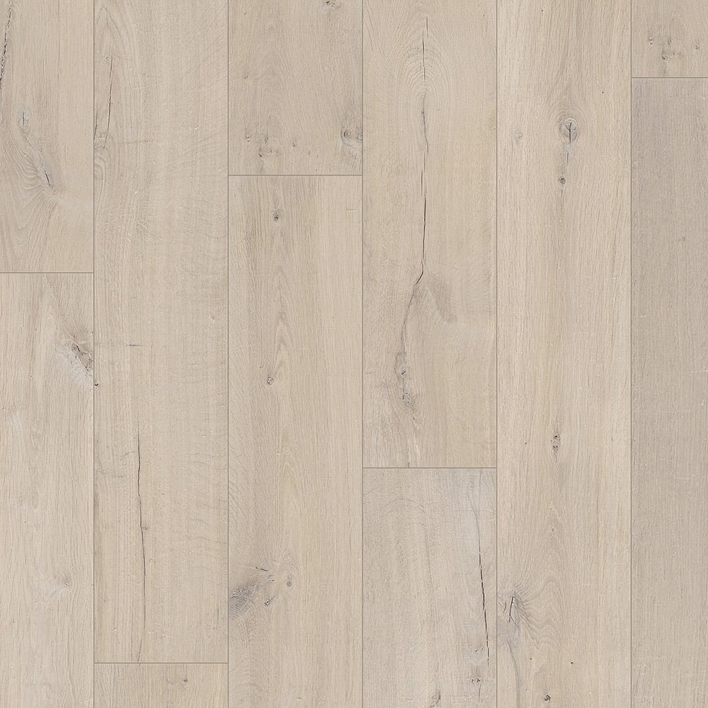 Quickstep Impressive Ultra 12mm Soft Beige Oak Waterproof