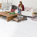 Quickstep Impressive Ultra 12mm White Oak IMU1859 Laminate Flooring
