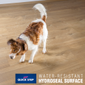 Quickstep Impressive Ultra 12mm White Varnished Oak IMU3105 Laminate Flooring