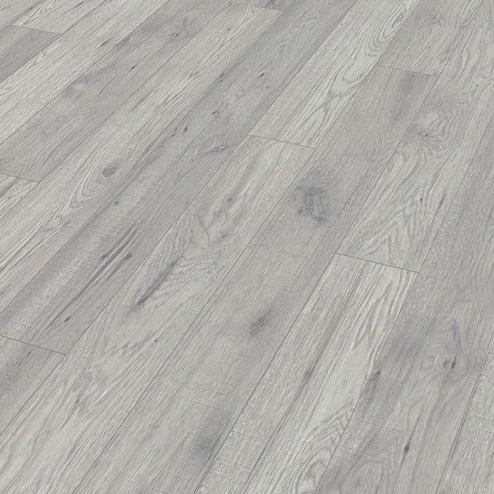 Kaindl Natural Touch Wide 10mm Hickory Fresno 4v Groove Laminate Flooring  (4142)