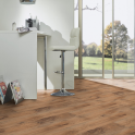 Krono Original Eurohome Vario+ 12mm Antique Oak 4V Groove Laminate Flooring (9195)