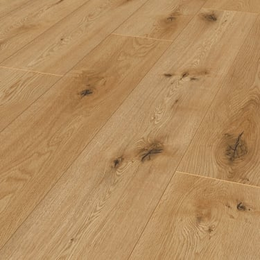 Eurohome Vario+ 12mm Del Toro Oak Laminate Flooring (K062)