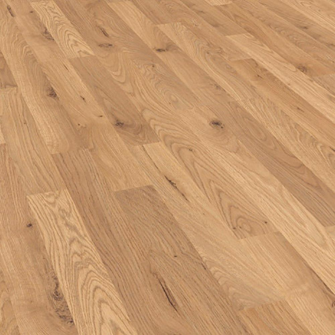 Kronofix 7mm Honey Oak Flat Edge Laminate Flooring 5167