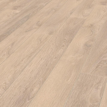 Krono Original Supernatural Classic 8mm Blonde Oak 4V Groove Laminate Flooring (8575)