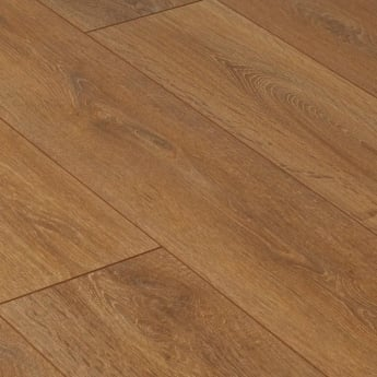 Krono Original Supernatural Classic 8mm Harlech Oak 4v Groove Laminate Flooring (8573)