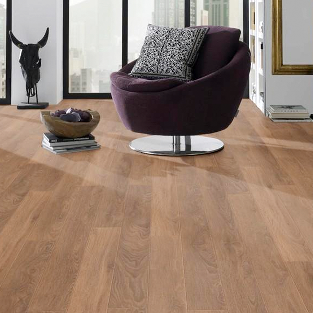 Krono original supernatural classic 8mm havana oak for Balterio stockists uk