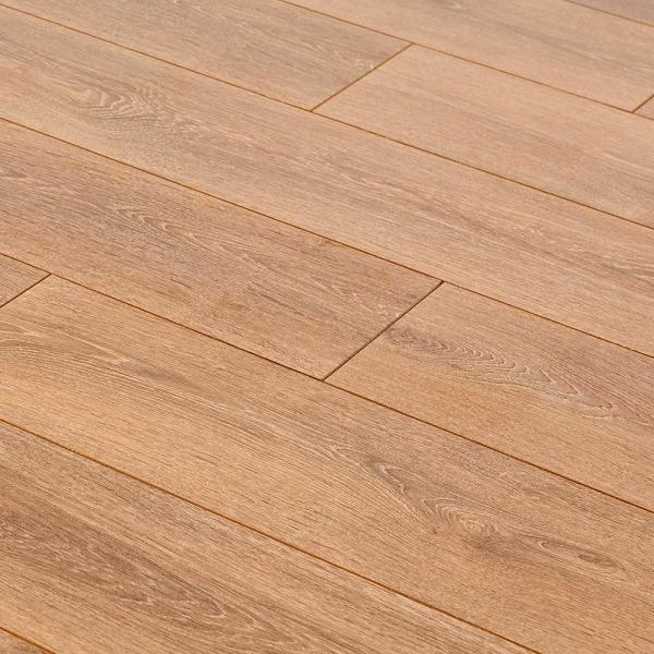 Narrow oak strip flooring