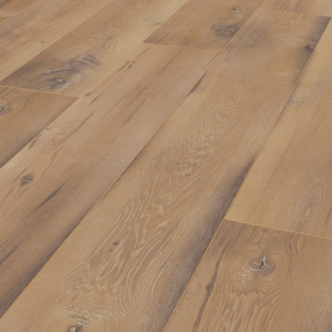 Vario 8mm Golden Hammerwood Laminate Flooring (K264)