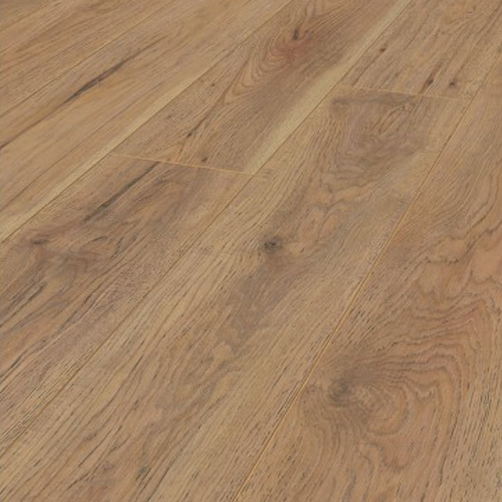 Krono original vario 8mm orleans hickory laminate flooring for Laminate flooring company