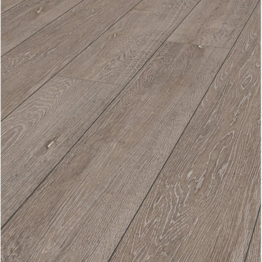 Krono Original Vario 8mm Silver Dollar Oak 4v Groove Laminate Flooring (KO32)