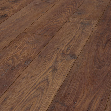Vintage Classic 10mm Handscraped Antique Chestnut Laminate Flooring (5535)