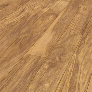 Vintage Classic 10mm Handscraped Appalachian Hickory Laminate Flooring (8155)