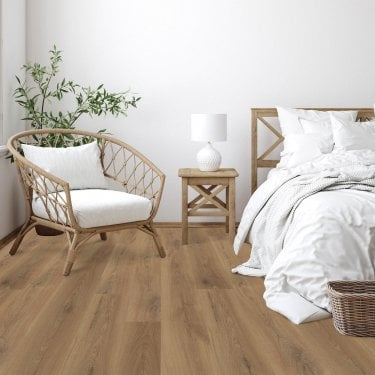Krono Original Vintage Classic 10mm Historic Oak 4v Groove Handscraped Laminate Flooring (5947)