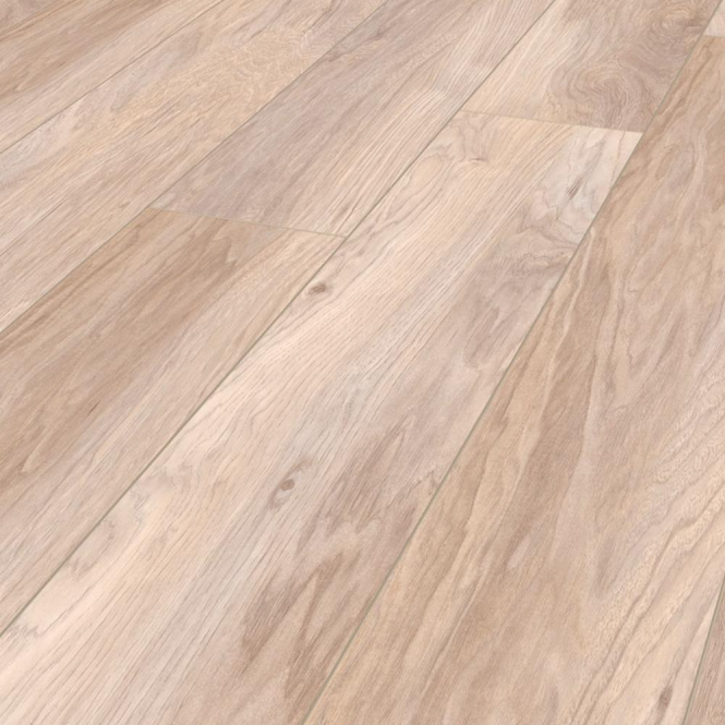 Vintage Classic 10mm Olympus Hickory 4v Groove Handscraped Laminate Flooring (8158)