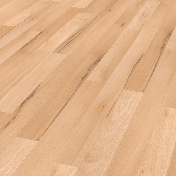 Laminate Flooring Beech: Kronofix Living Beech 7mm AC3 Laminate Flooring (8814