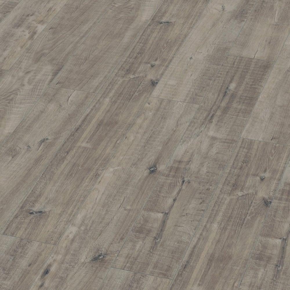 Kronotex exquisite gala oak grey laminate flooring for Exquisite laminate flooring