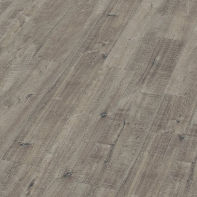 Exquisite 8mm Gala Oak Grey 4V Groove Laminate Flooring (D4786)