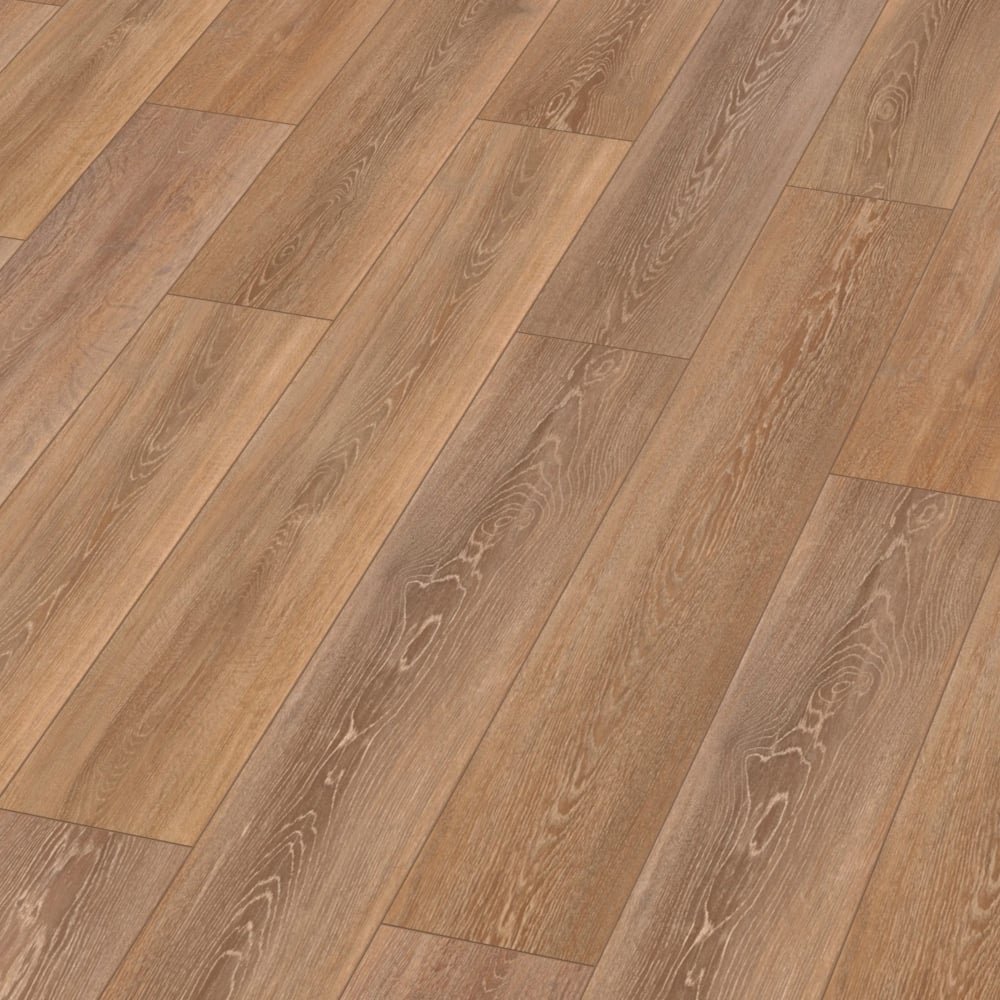 Kronotex exquisite stirling oak laminate flooring leader for Exquisite laminate flooring