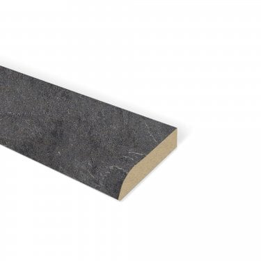 Kronowall Mustang Slate Finishing Trim for 3D Laminate Wall Panelling (8475-MOULD)