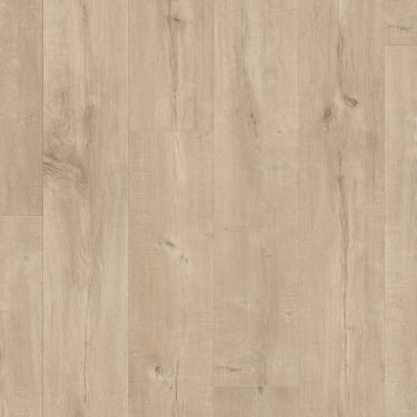Largo 9.5mm Dominicano Nautral Oak Laminate Flooring (LPU1622)