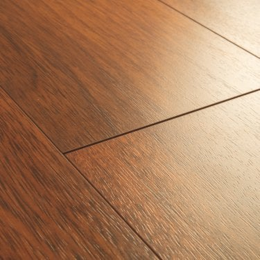 Largo 9.5mm Natural Varnished Merbau Laminate Flooring (LPU3988)
