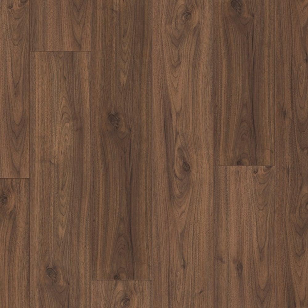 Wood Plus Ld95 Classic Amore Walnut Laminate Flooring