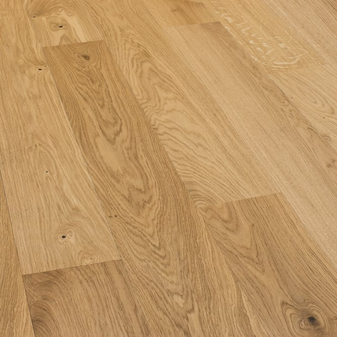 Eminence 13.5x160mm Natural Matt Lacquered 5G Engineered Oak Flooring