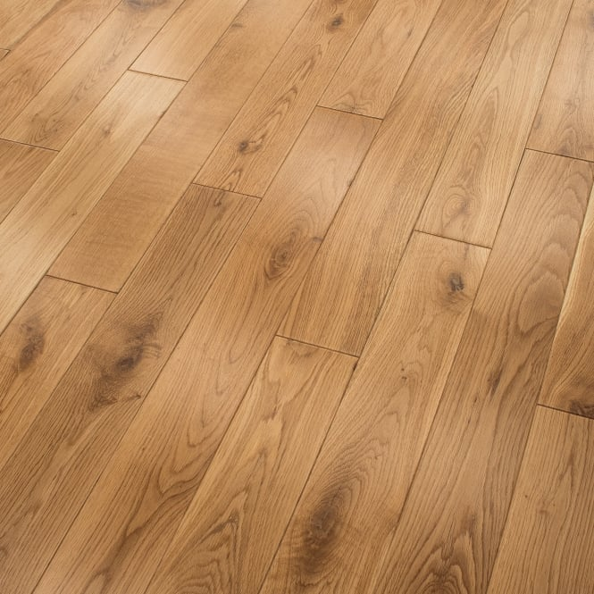 Liberty Floors Heritage 15x90mm UV Lacquered Solid Oak Flooring