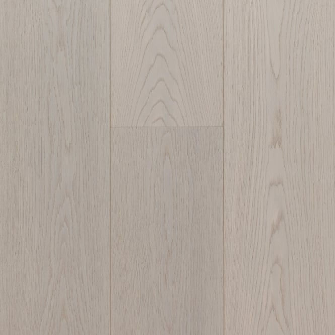 Masters Choice 14/3x189mm 3-Layer Mystical Grey Lacquered Engineered Oak Flooring