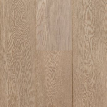 Liberty Floors Masters Choice 14/3x189mm Millrun Brushed & WOCA UV White Oiled Engineered Oak Flooring (723170037L)