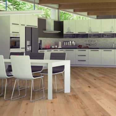 Liberty Floors Masters Choice 20/6x190mm Brushed & Oiled Engineered Oak Flooring (723180232L)