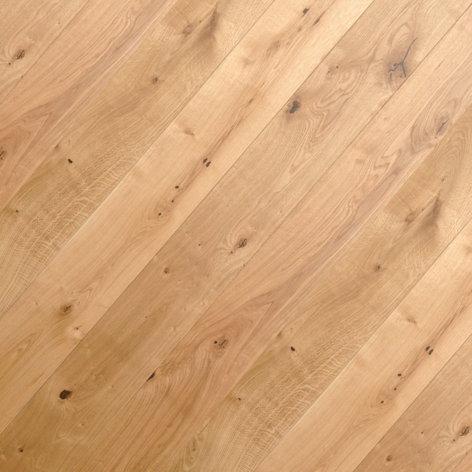 Masters Choice 20/6x190mm Brushed & Oiled Engineered Oak Flooring