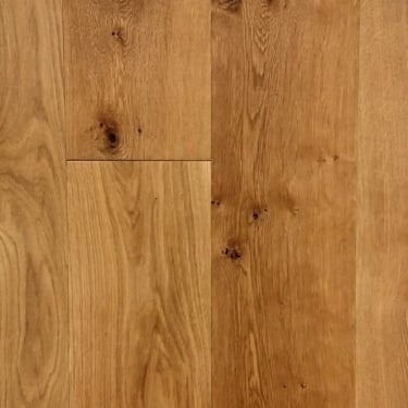 Wood Plus Lifestyle 20/6x191mm Rustic Brushed & Oiled Engineered Oak Flooring