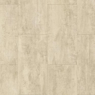 Livyn Ambient Click 4.5mm Cream Travertine Matt Waterproof Tile Luxury Vinyl Flooring (AMCL40046)