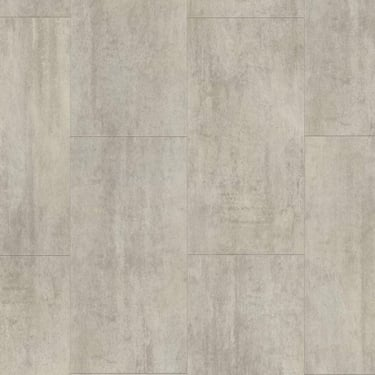 Quickstep Livyn Ambient Click Light Grey Travertin Tile AMCL40047 Luxury Vinyl Flooring