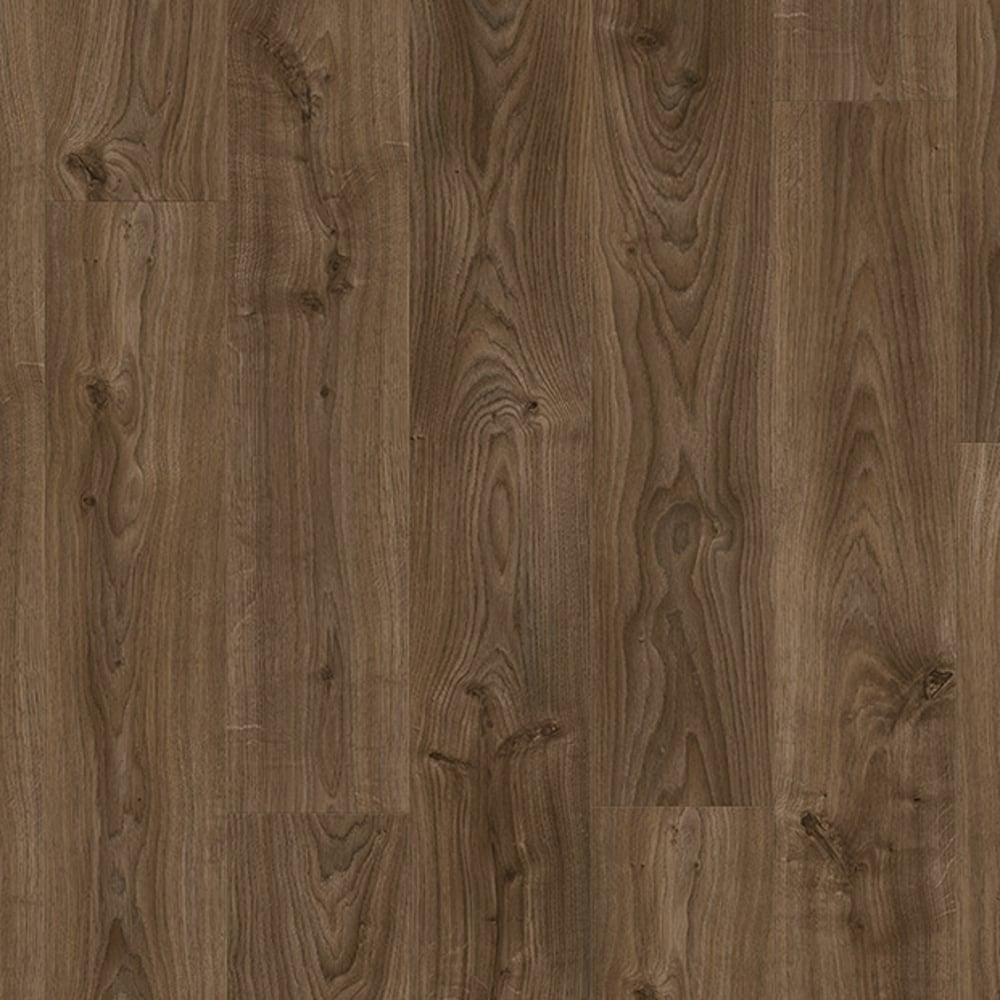 Livyn Balance Click 45mm Cottage Dark Brown Oak Matt Waterproof Luxury Vinyl Flooring BACL40027