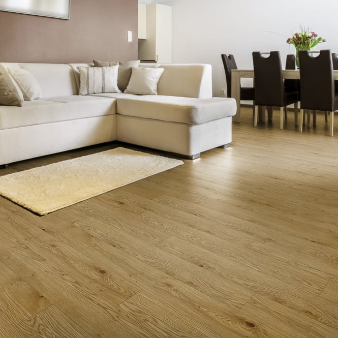 Glue Down Wood Effect Country Oak Deep Emboss 184x1219mm Luxury Vinyl Flooring Plank (QAF-LVP-23)