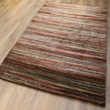 Forever Rugs Majestic 26301-780 Brown Striped Rug