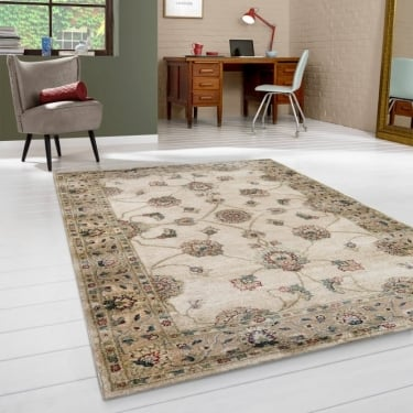 Forever Rugs Majestic 26311-560 Traditional Beige Rug