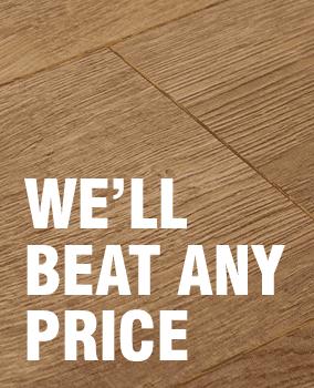 We Will Beat Any Price