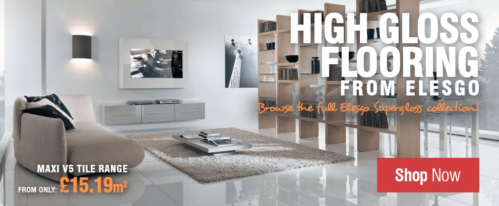 Elesgo Supergloss High Gloss Flooring