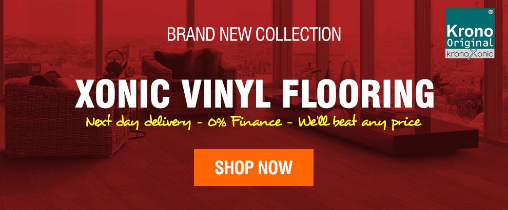 Brand New - Krono Xonic Vinyl Flooring