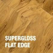 Supergloss Flat Edge