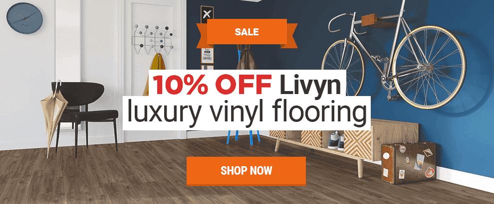 September - 10% off Livyn